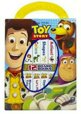 Toy Story Evergreen My First Library Hardcover Book - Brand New Sealed