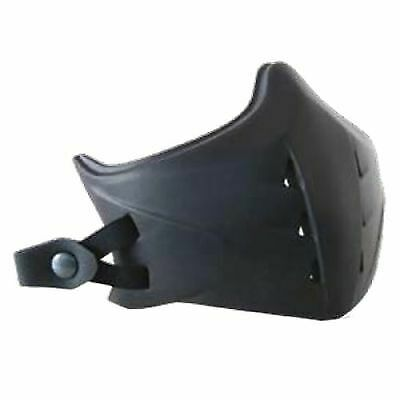Chin Guard for Paoli Pit Stop Helmet, in Black – B.38.04.01.0004