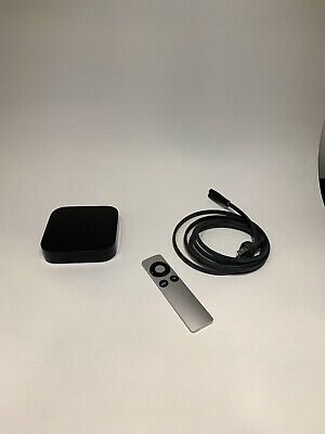 Apple TV A1469 (3rd Generation) 8GB HDD - Black