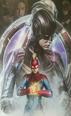 """Unframed Marvel avengers PICTURE WALL ART MEDIUM 18x25""""inches"""