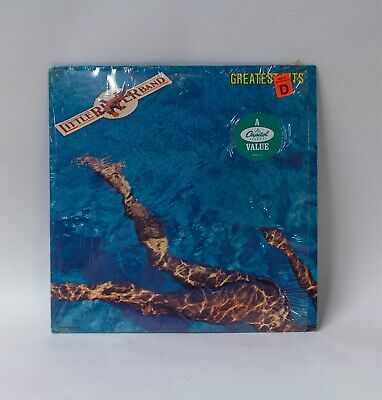 Little River Band ‎- Greatest Hits - Vinyl Capitol Records ‎- SN-16457 - 1982