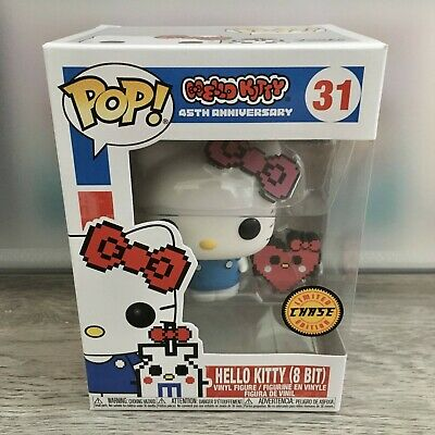 Funko Pop! Hello Kitty Anniversary Vinyl Figure and Buddy #31 - Chase