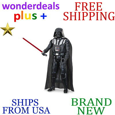 *NEW* HASBRO Star Wars Hero Series DARTH VADER TOY ACTION FIGURE Imported