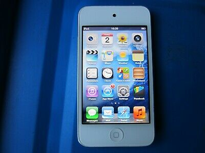 Apple iPod Touch 4th Generation White (8 GB) 500 Songs