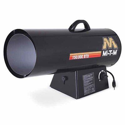 Mi-T-M MH-0150-LM10 Propane Forced Air Portable Heater