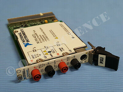 National Instruments NI PXI-4072 Digital Multimeter, FlexDMM / LCR Meter