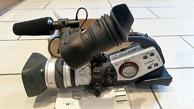 CANON XL2 Professional Digital Camcorder with 16x Optical Zoom