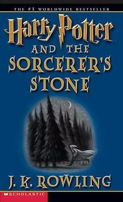 Harry Potter And The Sorcerer's Stone (mm) by Rowling, J.K.