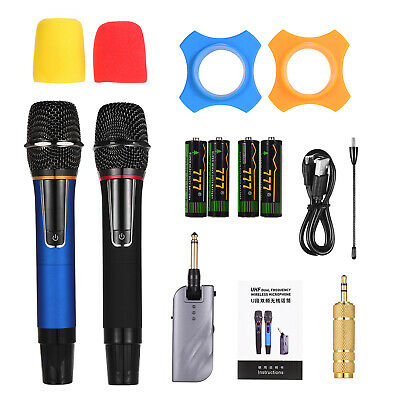 Replacement Wireless Handheld Microphone Replacement Mic Frequency: 497.8MHz