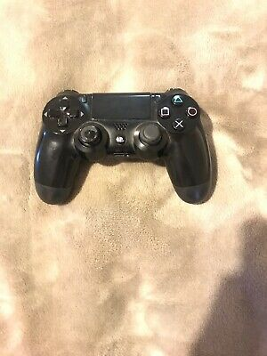 Sony DualShock PlayStation 4 Wireless Controller Black