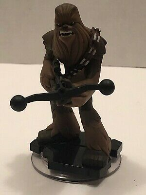 disney infinity 3.0 Star Wars Chewbacca Chewy Game Piece Action Figure