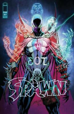 Spawn 301 NM 2019 j Scott Campbell variant cover O Scott Snyder Todd McFarlane