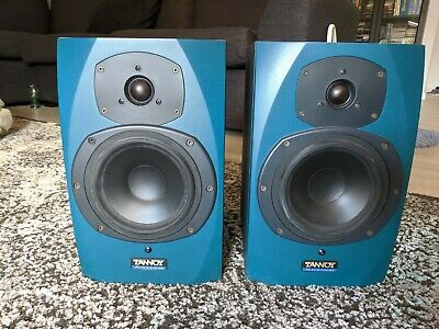 Tannoy Reveal Active Studio Monitors