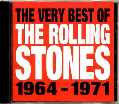 The Rolling Stones - The Very Best Of 1964-1971 (CD, 2011, ABKCO) LIKE NEW!