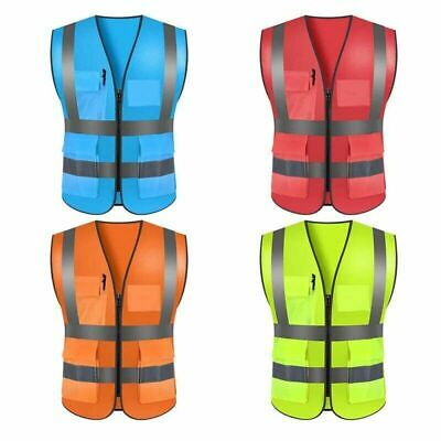 Protective Safety vest Equipment Accessory Reflective Road Construction