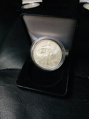 American Silver Eagle 2010 Pièce USA 1 Dollar 1 Once Argent 999