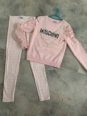 Moschino Set Age 14 Worn Once Look
