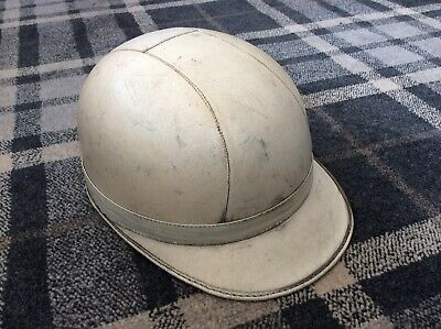 Vintage Everoak 1950's Crash Helmet / Hepolite Sticker Size 7