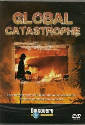 Global Catastrophe - Discovery Channel - DVD  8EVG The Cheap Fast Free Post