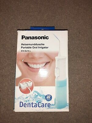 Denta Care Panasonic Portable Oral Irrigator. In new condition and never used