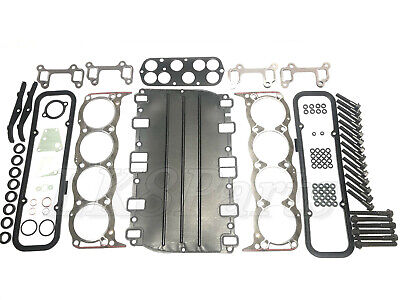 LAND ROVER HEAD GASKET SET KIT BOLTS DISCOVERY RANGE P38 CLASSIC RR STC4082 AM