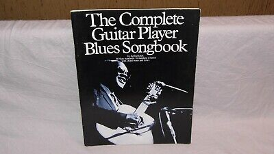 THE COMPLETE GUITAR PLAYER BLUES songbook, Notenbuch Partition BE ARTHUR DICK