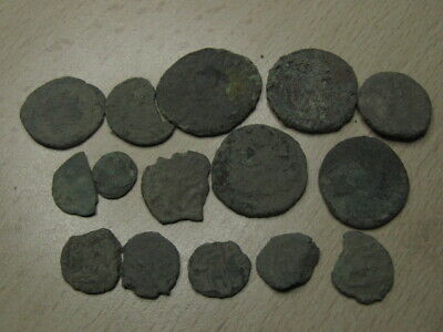 Ancient roman coins lot 9