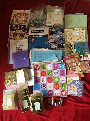 Craft Clearout Job Lot Card Making