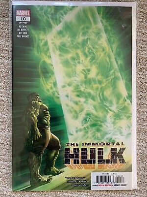 MARVEL COMICS The Immortal Hulk #10 (first) 1st print