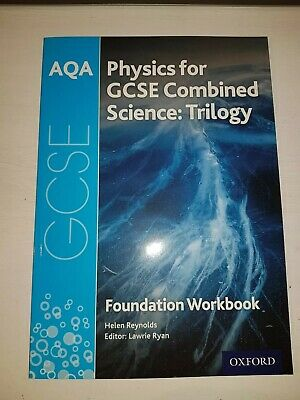 AQA GCSE Physics for Combined Science ( Trilogy) Foundation Workbook