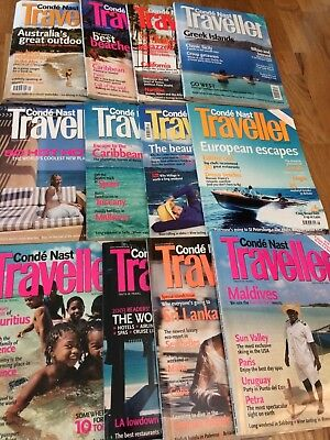 Traveller Magazines 2003 x 12 Issues