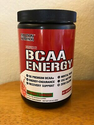 Evlution Nutrition BCAA Lean Energy - Recovery and Endurance, With fat burning