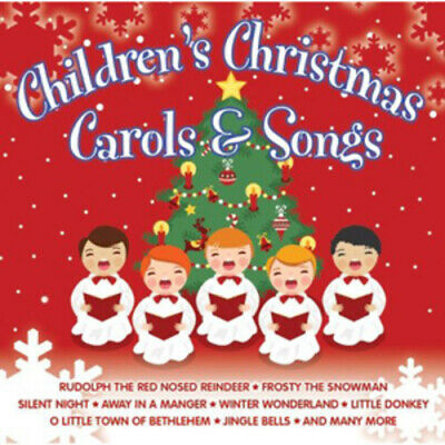 Various Artists : Children's Christmas Carols & Songs CD (2010) Amazing Value