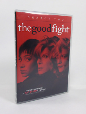 The Good Fight Complete Season 2    Set of 4 DVDs