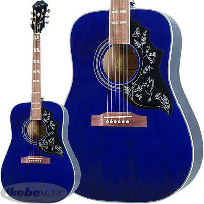 Epiphone by Gibson Limited Edition Hummingbird PRO (BB)Japan rare EMS F/S