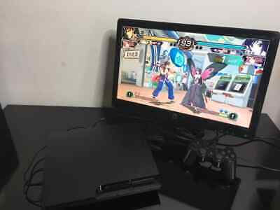 console Sony Playstation 3 ps3 slim