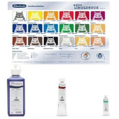Aqua-Linoldruck Color, 250ml / Color a Elegir