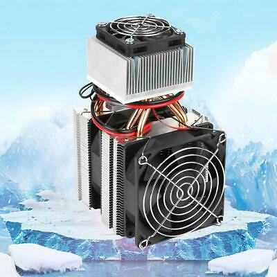 Thermoelectric Cooler Module Water Cooler Cooling System DIY Kit
