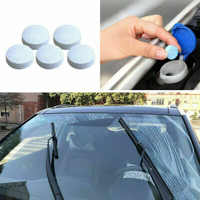 5x Screenwash Windscreen Washer Cleaning Tablets