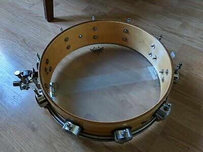 "Snare Drum Custom 14"" X 3.5"" 10 Lug"
