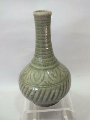 A Small Chinese Porcelain Celadon Vase
