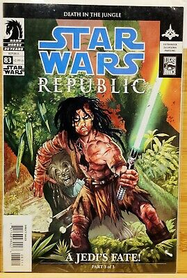 Dark Horse Comics-Star Wars- Republic #83