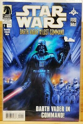 Dark Horse Comics-Star Wars- Darth Vader and the Lost Command #1