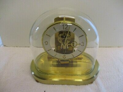 Kieninger & Obergfell Electro -Magnetic Clock. Needs Tlc Attention