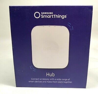 Samsung SmartThings Home Automation Smart HUB 2nd Generation White