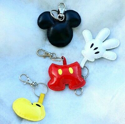 Disney Mickey Mouse keyring, KEYCHAIN MINNIE, MICKEY MOUSE, gift for children