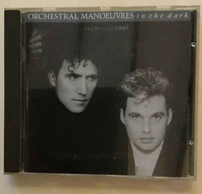ORCHESTRAL MANOEUVRES IN THE DARK the best of OMD (CD compilation) greatest hits