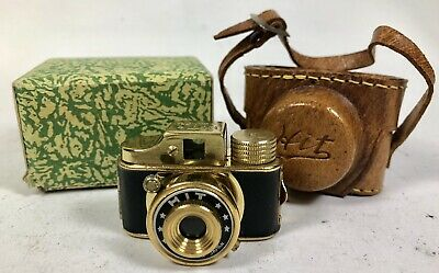 (Rare) Golden Hit Subminiature camera like new in box