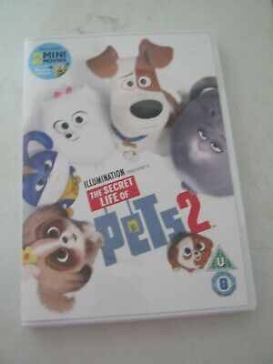 The Secret Life of Pets 2 (DVD, 2019)