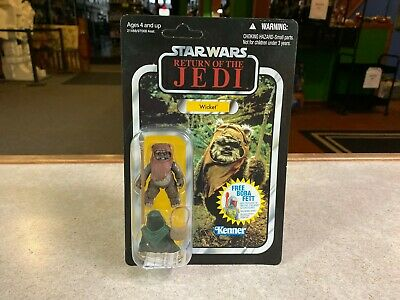 Star Wars Vintage Collection 3.75 MOC - Return of the Jedi VC27 WICKET Ewok